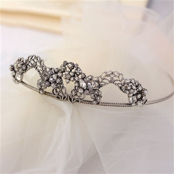 Wedding Garden Tiara