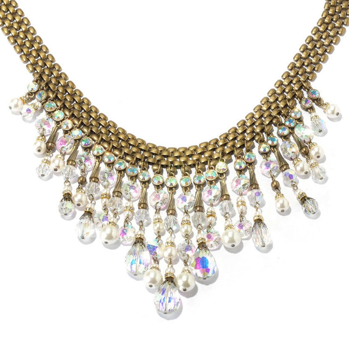 1950s Aurora Collar Necklace