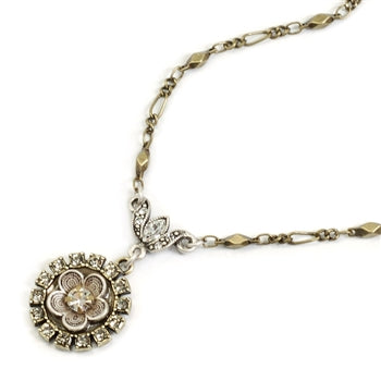 Posie Pendant Necklace