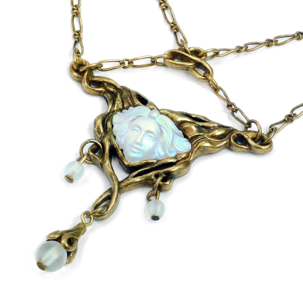 Futura Art Nouveau Necklace N114