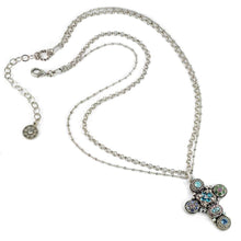 Load image into Gallery viewer, Etheria Cross Necklace