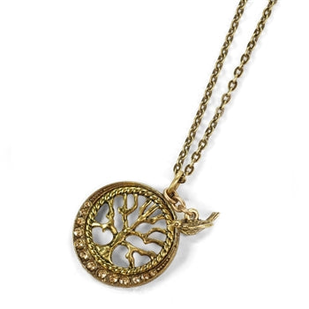 Tree of Life Necklace N1236 - sweetromanceonlinejewelry