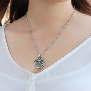 Tree of Life Necklace N1236