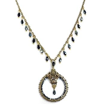 Spirit Wind Beaded Necklace N1307 - sweetromanceonlinejewelry