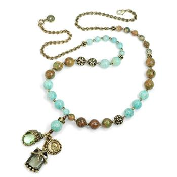 Lost Treasure Transformation and Endurance Necklace N1376 - sweetromanceonlinejewelry