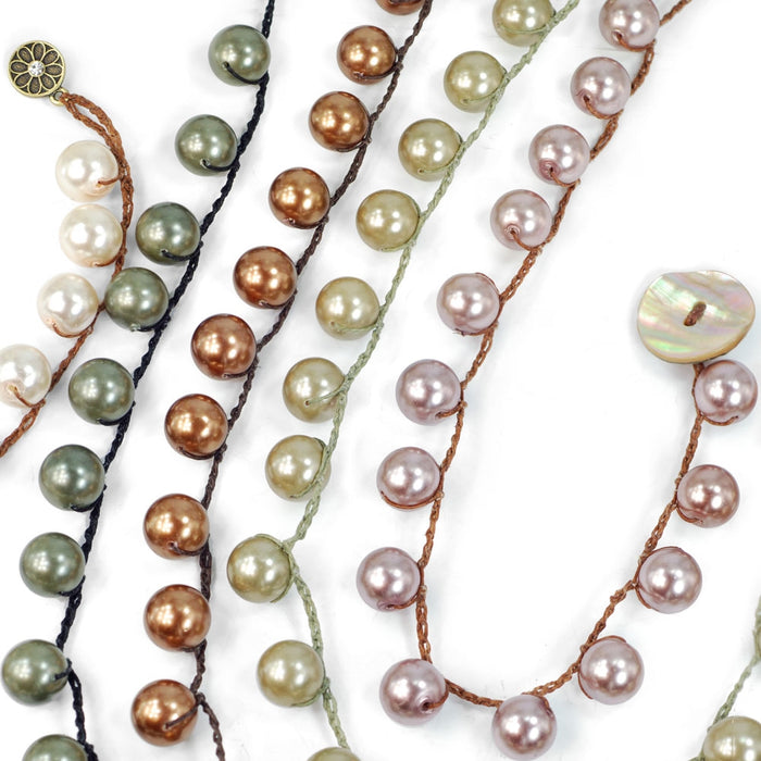 Laguna Beach Pearl Necklace - sweetromanceonlinejewelry
