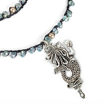 Maui Mermaid Necklace
