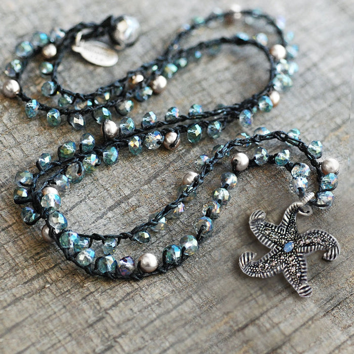 Hawaii Starfish Necklace - sweetromanceonlinejewelry