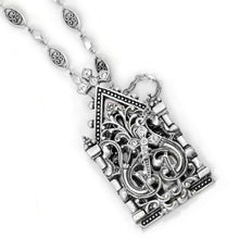 Load image into Gallery viewer, Gates of Heaven Necklace - sweetromanceonlinejewelry