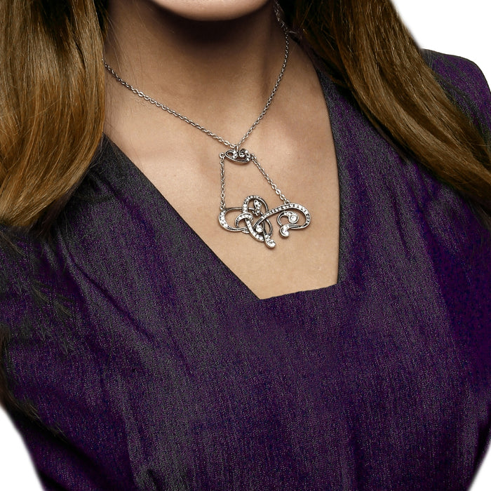 Nouveau Riche Necklace N871 - sweetromanceonlinejewelry