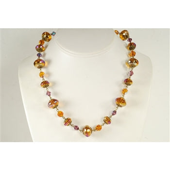 Bubbles Necklace N941