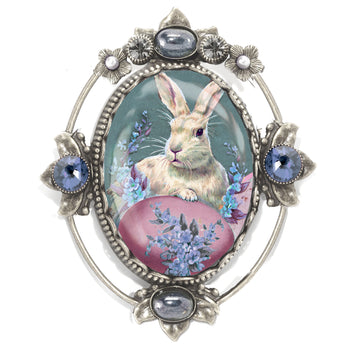 Tossie the Bunny Vintage Pin P330-TO