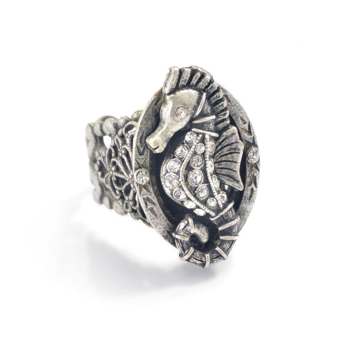Seahorse Ring R541