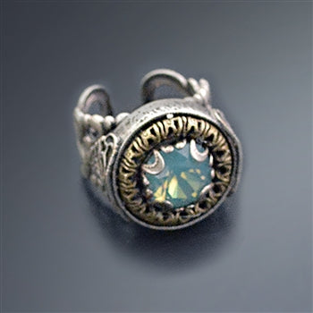 Circle Jewel Ring