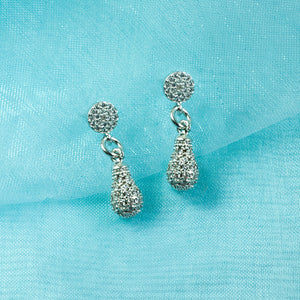 Rain Drops Earrings E1508 - sweetromanceonlinejewelry