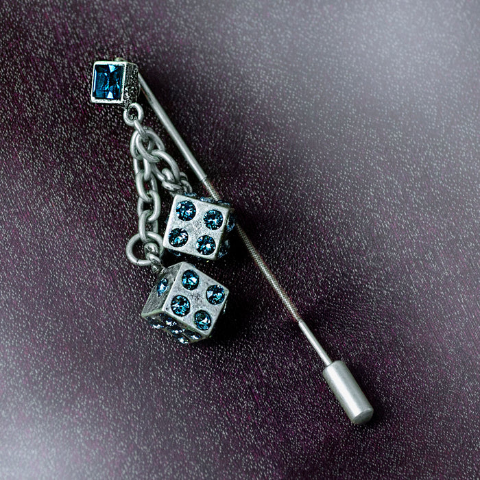 Pair of Dice P672 - sweetromanceonlinejewelry