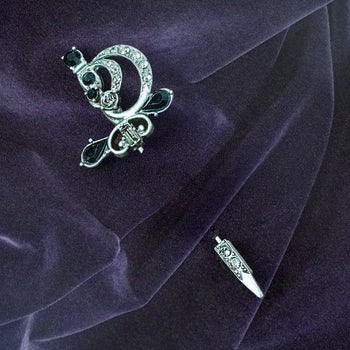Sword Pin P676 - sweetromanceonlinejewelry