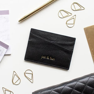 KAIT Leather Card Case