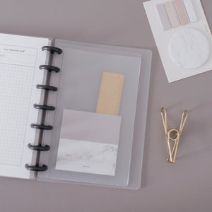 Top Loading Pocket Holder // Mini Happy Planner