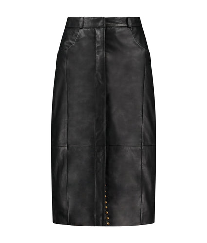 Cezanne skirt black