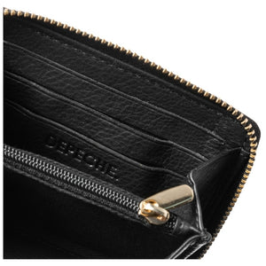 Purse Cow Suede Croco 13856