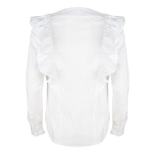 Load image into Gallery viewer, Sophie Blouse White