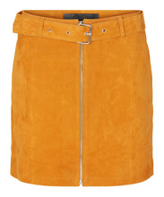 Load image into Gallery viewer, Belmont Skirt Orange Sun