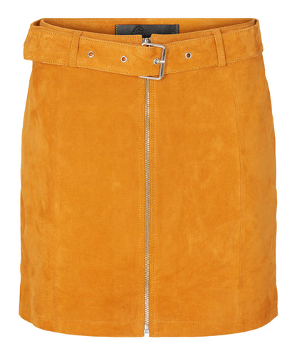 Belmont Skirt Orange Sun