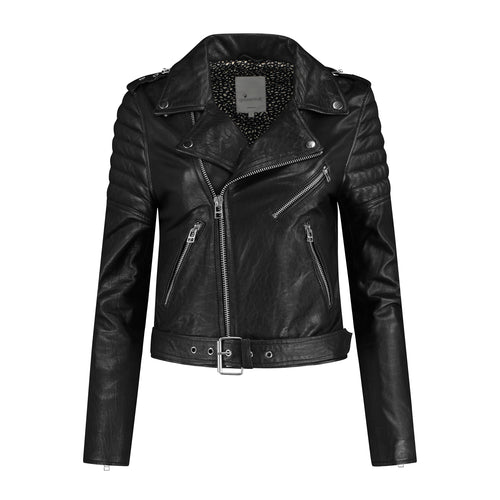 Dakota Biker Black