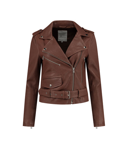 Marly Biker Rodeo Brown