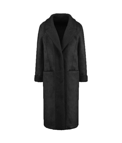 Midnight Coat Black Reversible