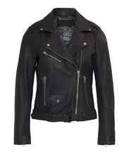 Load image into Gallery viewer, GC Pearl biker deep grey with midnight