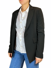 Load image into Gallery viewer, Classic Fit Black Blazer