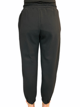 Load image into Gallery viewer, Black Jogging Pant