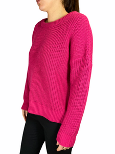 Pink oversized Pull
