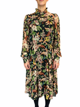 Load image into Gallery viewer, Long flower dress