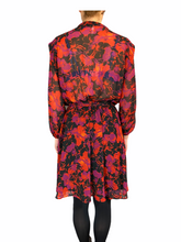 Load image into Gallery viewer, Rosso Dress Long sleeve