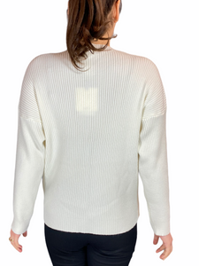 Plain White Knitwear