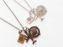 Load image into Gallery viewer, World Traveller Necklace