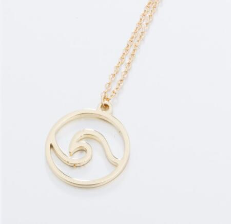 Waves Necklace Pendant