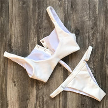 Load image into Gallery viewer, V Neck bikini Set