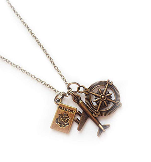 World Traveller Necklace