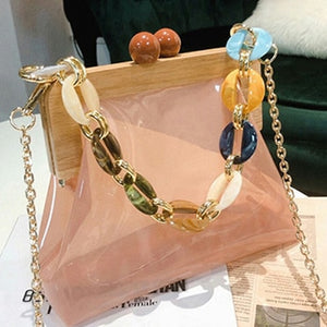 Ice Cream Color women Bags
