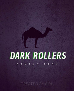 Bou - Dark Rollers - Sample Pack