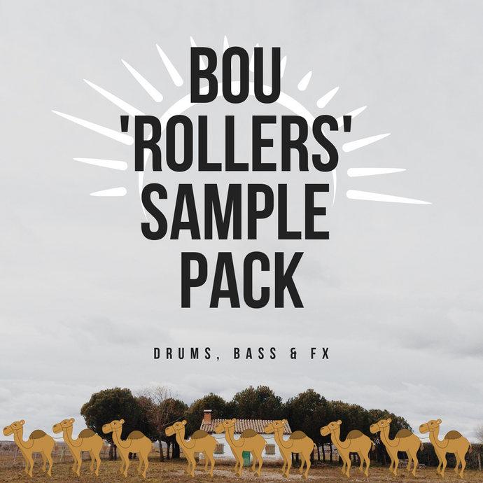Bou - Rollers - Sample Pack