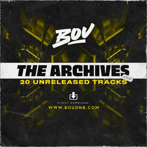 Bou - The Archives
