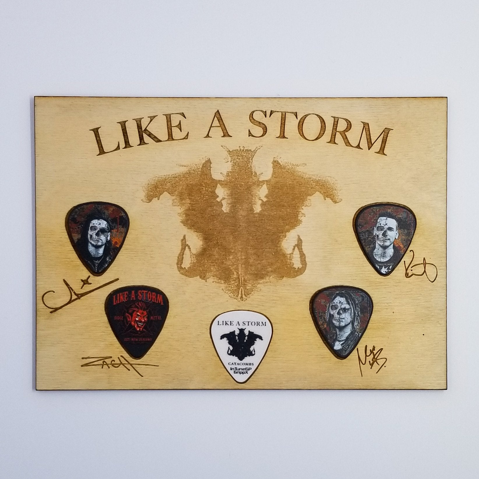 Guitar Picks - Tour Set