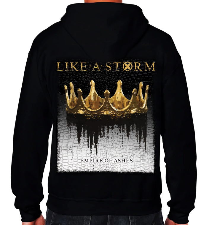 Empire of Ashes Zip Hoodie - FREE SHIPPING!