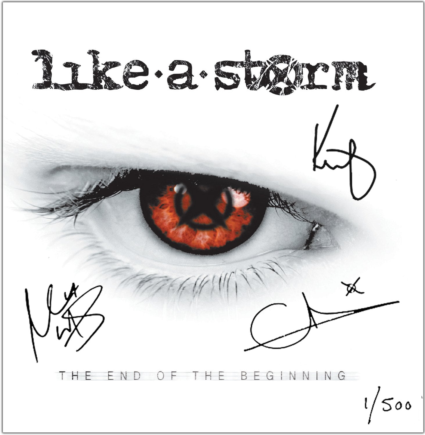 SIGNED The End Of The Beginning CD