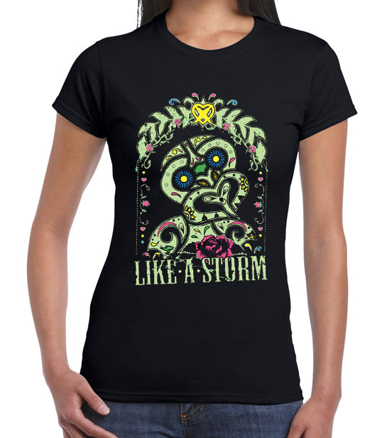 LAS Tiki Ladies T - FREE SHIPPING!